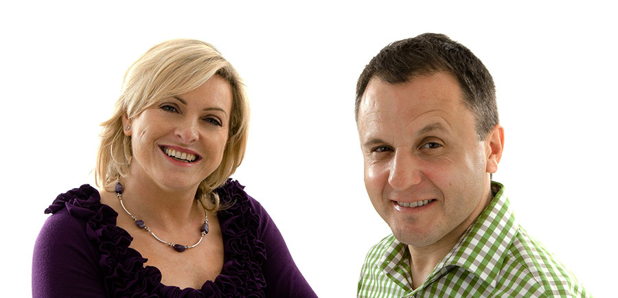 Ray Manning & Aisling Killoran Licenced Hypnotherapists & Psychotherapists